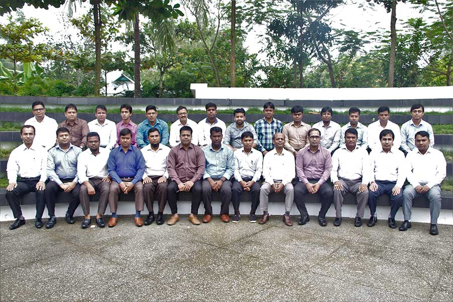 IT Department Group Photo
